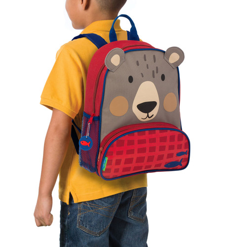 Personalized Bear Backpack for kids