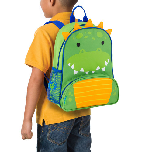 Personalized Dino Backpack