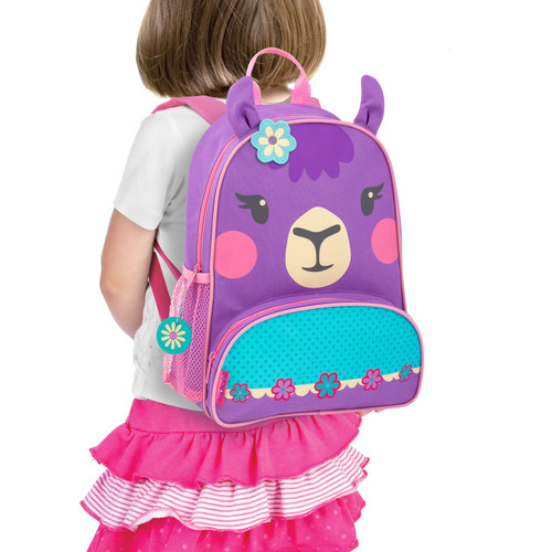 Stephen Joseph Sidekick Backpack- Llama