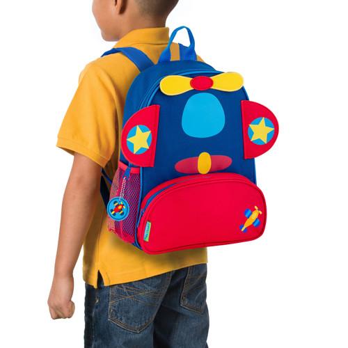 Personalized Sidekick Backpack-Airplane