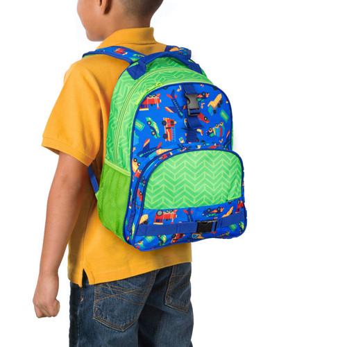 Transportation Stephen Joseph Backpack