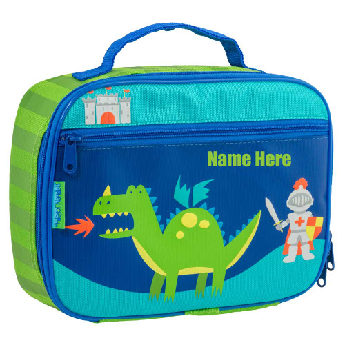 Boys personalized lunchbox Dragons