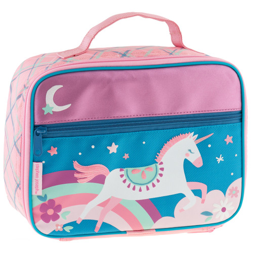 Unicorn Theme classic insulated lunch bag
