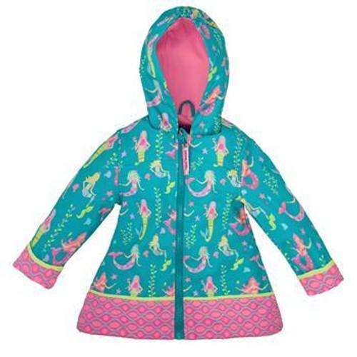 Mermaid Rain Coat