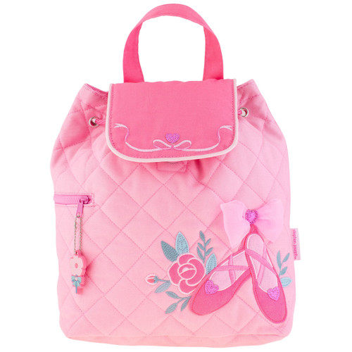 Personalized Ballet Quilted Backpack