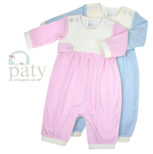 Personalized Paty-Jacquard Romper great coming home outfit for Baby Girls or Boys