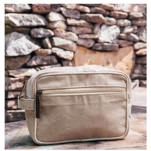 Jute Cosmetica Bag, Travel Kit