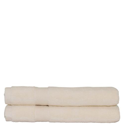 Ivory Monogrammed Towels