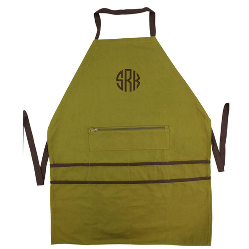Personalized Utility Apron