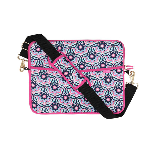 Monogrammed Laptop Bag Small