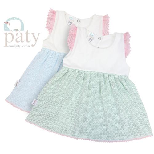 Monogrammed Toddler Summer Dress