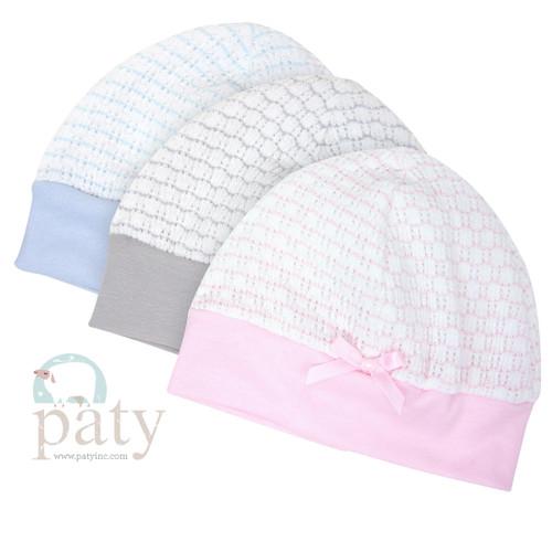 Baby Beanie  Paty Knit
