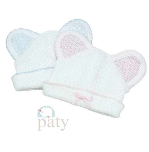 Paty Inc. Knit Bear Ear Beanie for Babies