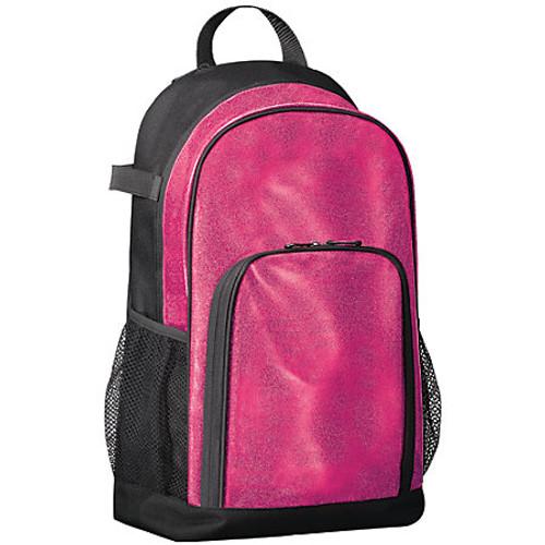Monogrammed Augusta glitter backpack  for Girls