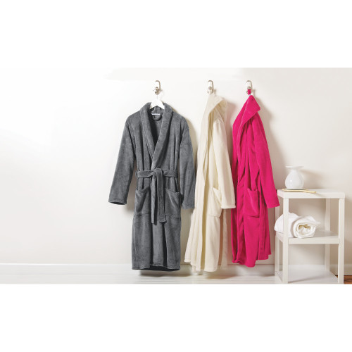 Personalized Plush Unsex Robes