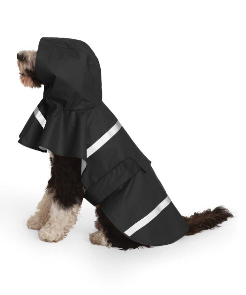 best dog raincoat with hood, Monogrammed Rain Jackets for Dogs