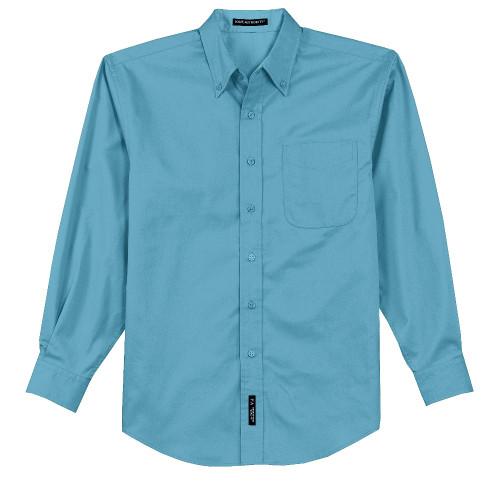 Button down Monogrammed bridesmaid shirts