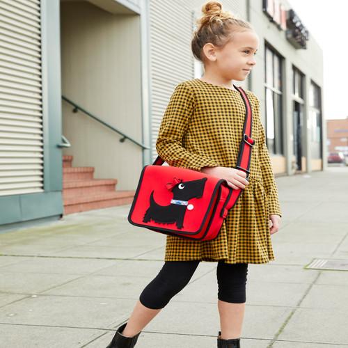 Little girls messenger bag bu Dabbawalla