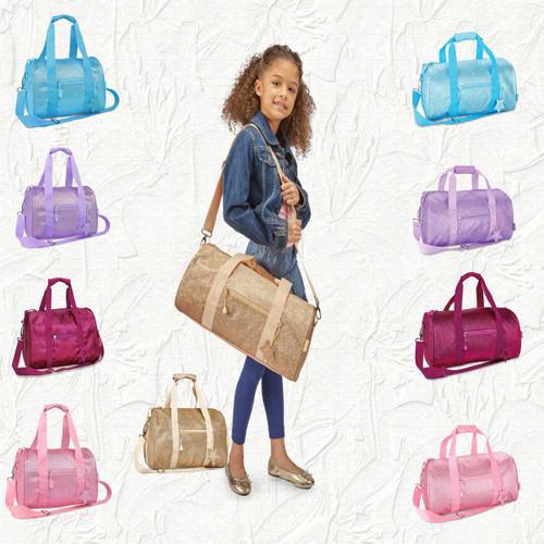 Personalized Dance Duffle Bag, Dance duffel