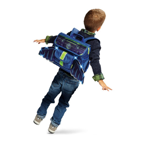 Boys LeD backpack,  best boys backpack online