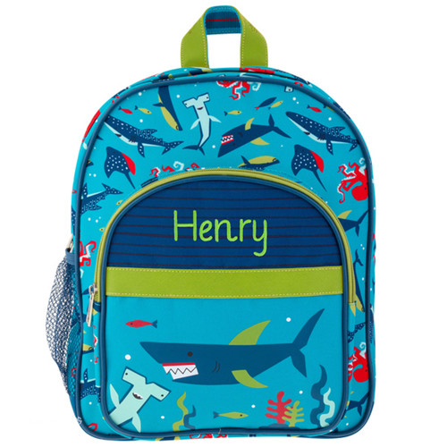 Classic Toddler Backpack Shark Theme by Stephen Joseph  great for kids 3-6 years of age
