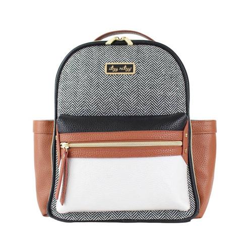 Izty Mini Diaper Bag  Gender Natural  Backpack Style Diaper Bag