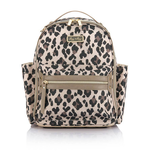 Leopard Print Diaper Bag ,baby essentials diaper bags by Itzy Ritzy