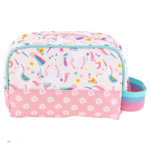 Toiletry for kids personalizing  available by Stephen Joseph
