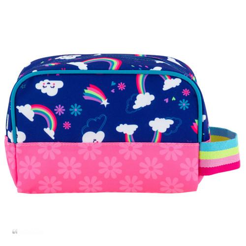 Rainbow Toiletry Bag for Kids by Stephen Joseph