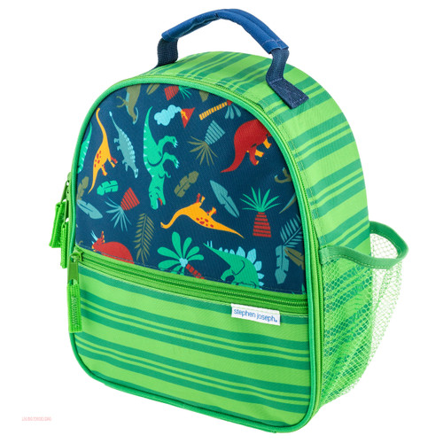 Personalized Dinosaur Lunch Box for Kids by Stephen Joseph