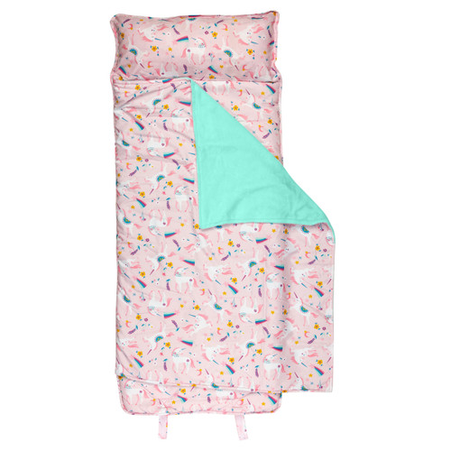Pink Unicorn Nap Mat by Stephen Joseph