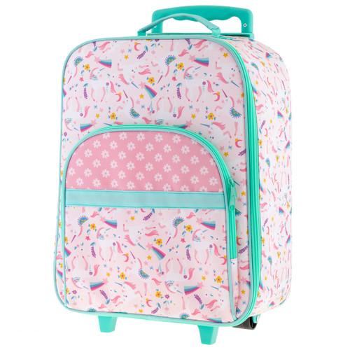Unicorn Kids Rolling Luggage