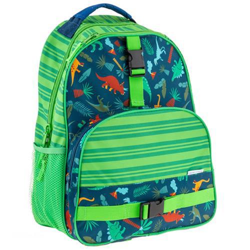 Dinosaur Print Boys Backpack
