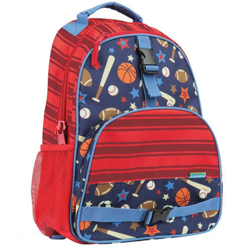 Personalized Boys Backpack Sports