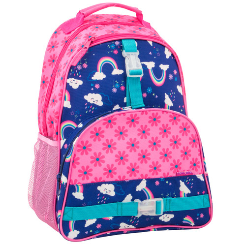 Little Girls Rainbow Backpack