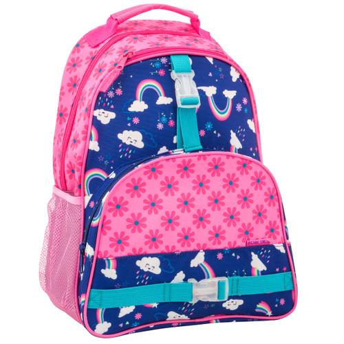 Little Girls Rainbow Backpack