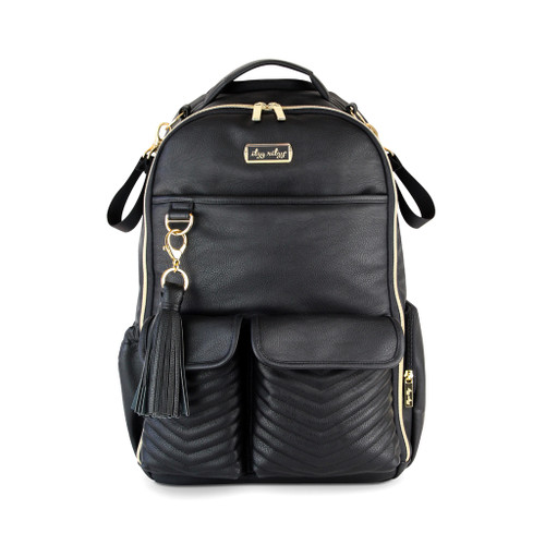 Backpack Diaper Bag Black by Itzy Ritzy