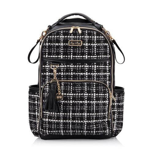 Itzy Ritzy Kelly Boss Diaper Bag Large Backpack Diaper Bag