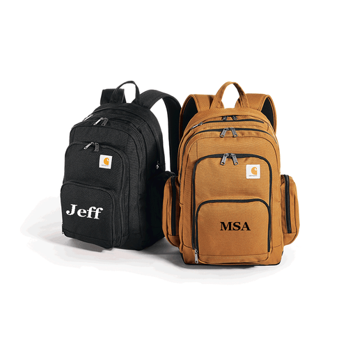 Backpacks Embroidered by Carhartt®
