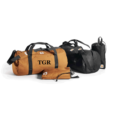 Carhartt® Duffle with Pouch Monogrammed