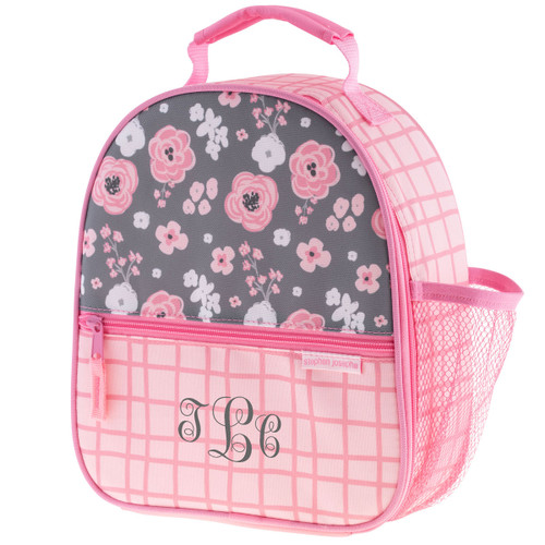 Persoanlized Lunch Box for Girl Front view