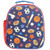 Backside of  our Stephen Joseph Sports Print Lunch Boxes Personalized