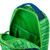 open view of kids backpack
