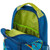 inside view of kids backpack