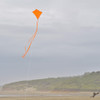 "Colorfly Diamond - 30"" Orange Kite"