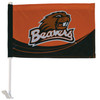 Car Flag - Oregon State University Car Flag, Double Sided