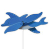 Dolphin WhirlyGig Garden Spinner