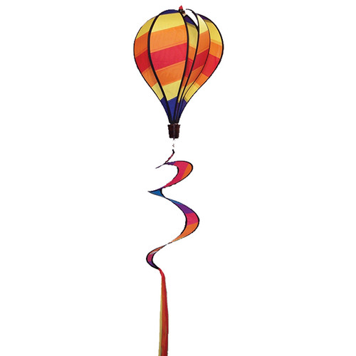Hot Air Balloon - Hot Stripe