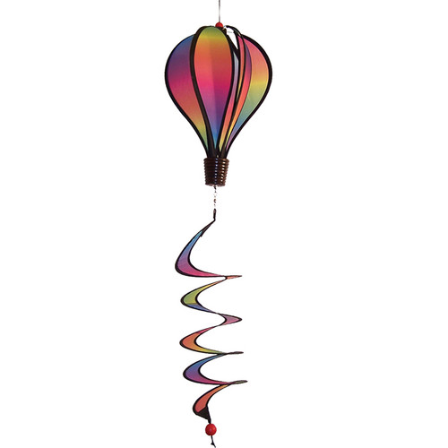 Hot Air Mini Balloon - Rainbow Blended