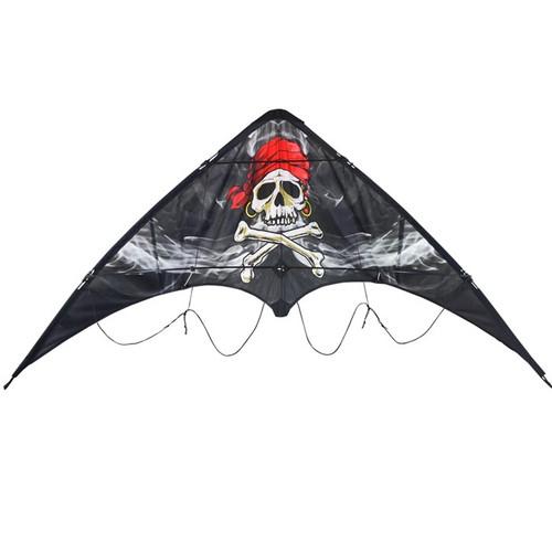 "Dual Control Sport - 48"" I'm a Jolly Roger Kite"